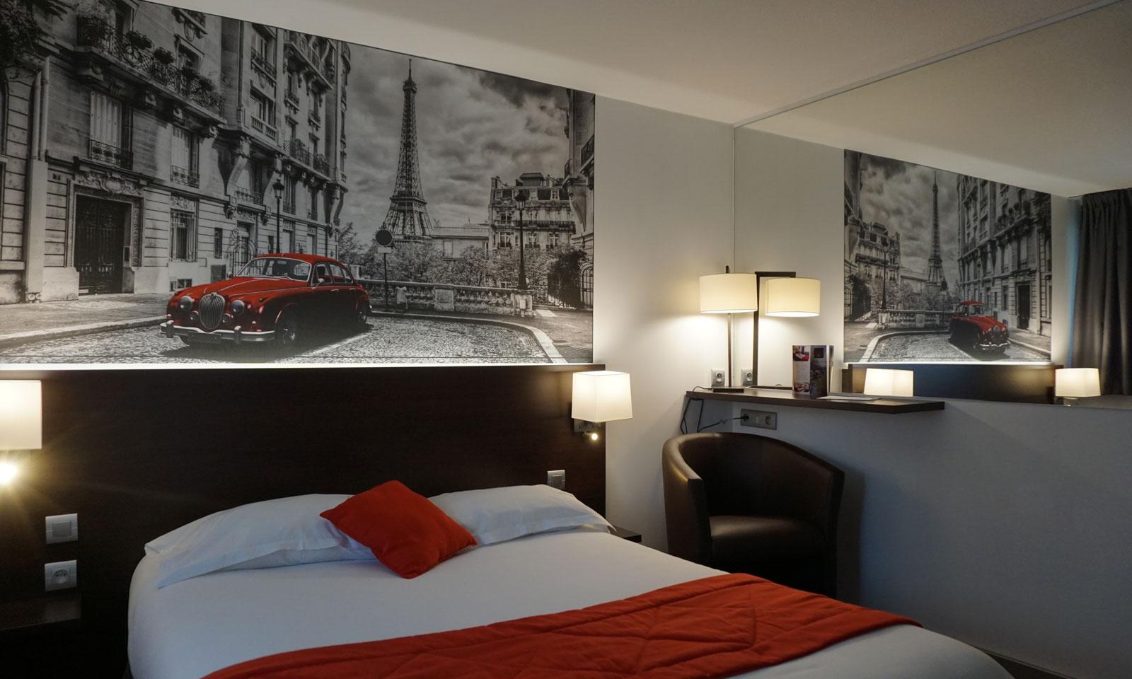 Hotel pavillon gatines